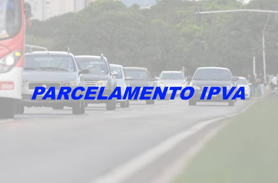 Parcelamento IPVA