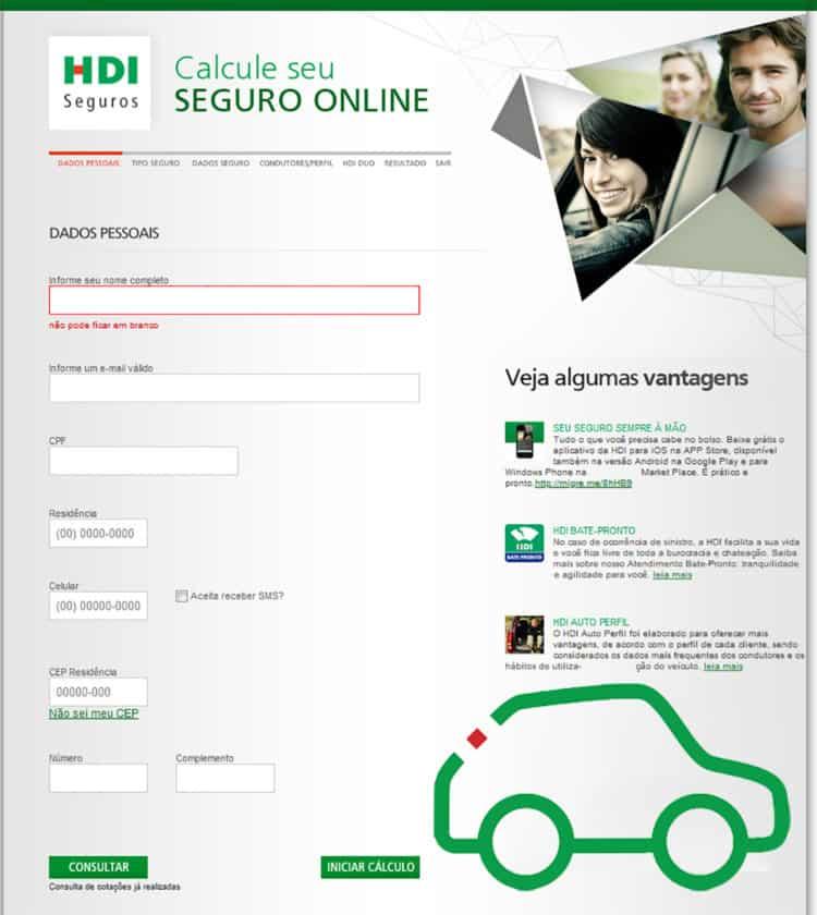 HDI seguros debito automático