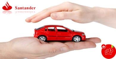 Santander seguros de moto