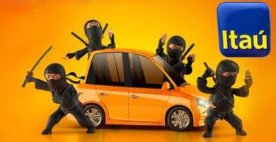 seguro de carros Itaú simulação