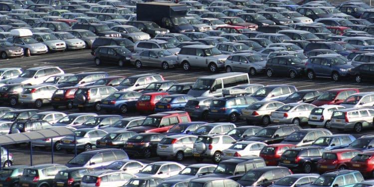 frota de carros unidas